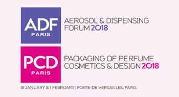 GTS at Aerosol & Dispensing Forum 2018