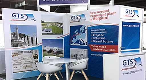 GTS North West Europe for the Aerosol & Dispensing Forum 2016