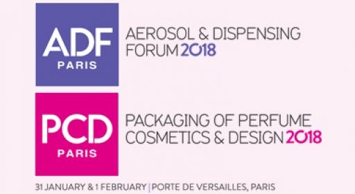GTS at Aerosol & Dispensing Forum 2018